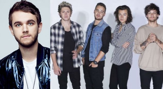 Zedd acusa a One Direction de copiar su estilo musical